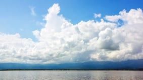 Phayao lake Royalty Free Stock Image