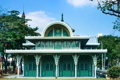 Phayathai pałac Obraz Stock
