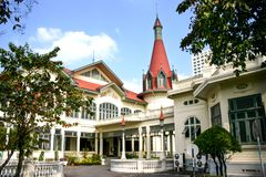 Phayathai pałac Obrazy Royalty Free