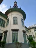 Phayathai pałac Zdjęcia Stock