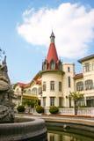 Phayathai-Palast Lizenzfreie Stockfotografie