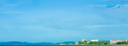 Phayun and Phala  beach at Rayong  Thailand Royalty Free Stock Photography