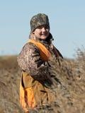Pheasant Hunter Stock Photo