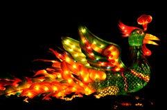 Phenix lantern Royalty Free Stock Photography