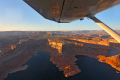 Phenomenally beautiful lake Powell Royalty Free Stock Image