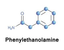Phenylethanolamine Royalty Free Stock Photography