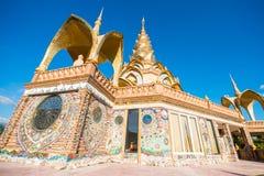 Phetchabun Tajlandia, Listopad, - 27, 2016: Piękny mozaika wystrój Zdjęcie Stock