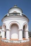 phetchaburi省的,泰国老泰国国王宫殿 免版税库存照片