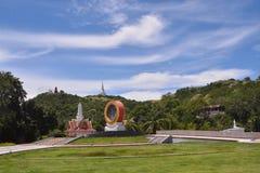 Phetchaburi,被忘记的金刚石-泰国 库存照片
