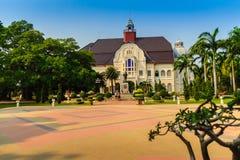 Phetchaburi, Ταϊλάνδη - 19 Μαρτίου 2015: Όμορφο τοπίο και Στοκ Εικόνες