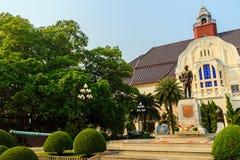 Phetchaburi, Таиланд - 19-ое марта 2015: Красивый ландшафт и Стоковые Изображения RF
