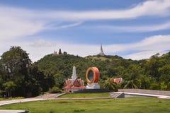 Phetchaburi, der vergessene Diamant - Thailand lizenzfreie stockfotografie