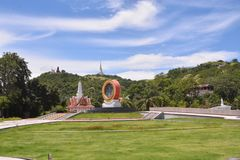 Phetchaburi, der vergessene Diamant - Thailand stockfotografie