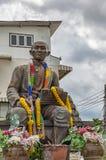Phetchaburi Monk Statue Stock Photos