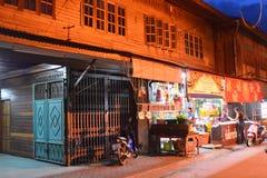 Phetchaburi, o diamante esquecido - Tailândia Foto de Stock