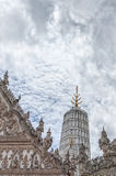 Phetchaburi Temple 28 Royalty Free Stock Photography