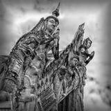 Phetchaburi Temple 41 Stock Image