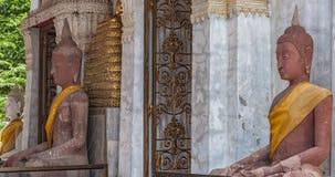 Phetchaburi Temple Entrance Royalty Free Stock Images