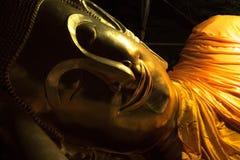 Phetchaburi, Thailand - February 19,2018: Buddha statue at Khao Luang Cave, Phetchaburi province, Thailand.  stock image