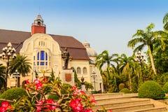 Phetchaburi, Thailand - March 19, 2015: Beautiful Landscape and Royalty Free Stock Photo