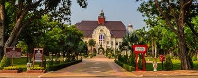 Phetchaburi, Thailand - March 19, 2015: Beautiful Landscape and Royalty Free Stock Images
