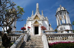 Phetchaburi, Thailand: Royal Palace Royalty Free Stock Photo
