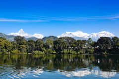 Phewa Lake Stock Images