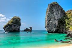 phi острова Стоковое Изображение
