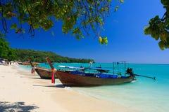 phi острова Стоковая Фотография