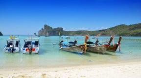 phi Таиланд острова стоковые фотографии rf