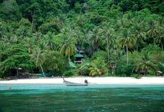 Phi da phi de Ko, Tailândia Fotografia de Stock Royalty Free