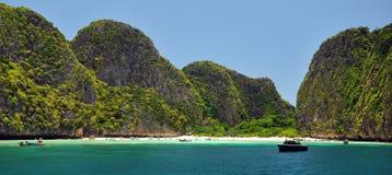 Phi di Phi, Tailandia Immagine Stock Libera da Diritti