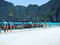 Phi Phi Eiland, Thailand royalty-vrije stock foto's