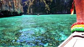 Phi phi lagune Thailand Stock Afbeeldingen
