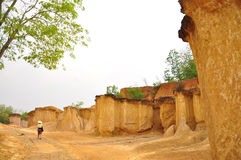 Phi Phae Mueang Стоковые Изображения