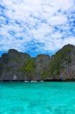 Phi Phi νησί, ταξίδι μιας ημέρας Στοκ Φωτογραφίες
