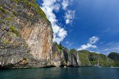 Phi Phi νησί, Ταϊλάνδη Στοκ φωτογραφία με δικαίωμα ελεύθερης χρήσης