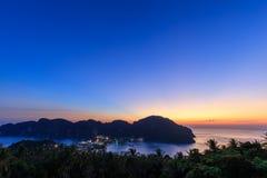 Phi Phi νησιά, Krabi, Ταϊλάνδη Στοκ εικόνες με δικαίωμα ελεύθερης χρήσης