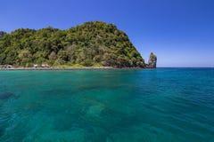 Phi Phi νησιά, Krabi, Ταϊλάνδη Στοκ φωτογραφίες με δικαίωμα ελεύθερης χρήσης