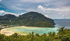 Phi Phi, Пхукет, Таиланд Стоковое Изображение