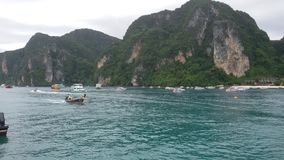 Phi Phi obrazy royalty free