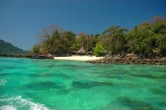 Phi Phi beach Royalty Free Stock Photography