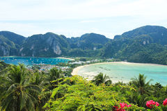 Phi Phi beach Royalty Free Stock Images