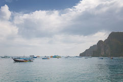 Phi Phi Don Island Royalty Free Stock Images