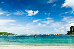 Phi Phi Don island, Phuket, Thailand Royalty Free Stock Photo