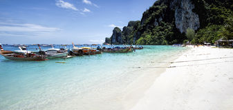 Phi Phi Don island, Thailand Royalty Free Stock Image