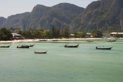 Phi Phi Don Thailand Royaltyfria Bilder