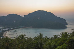 Phi Phi Don, Thailand Royalty-vrije Stock Foto