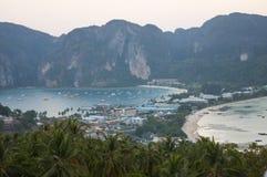 Phi Phi Don, Thailand Stock Photo