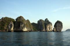 Phi-Phi-Insel lizenzfreie stockbilder